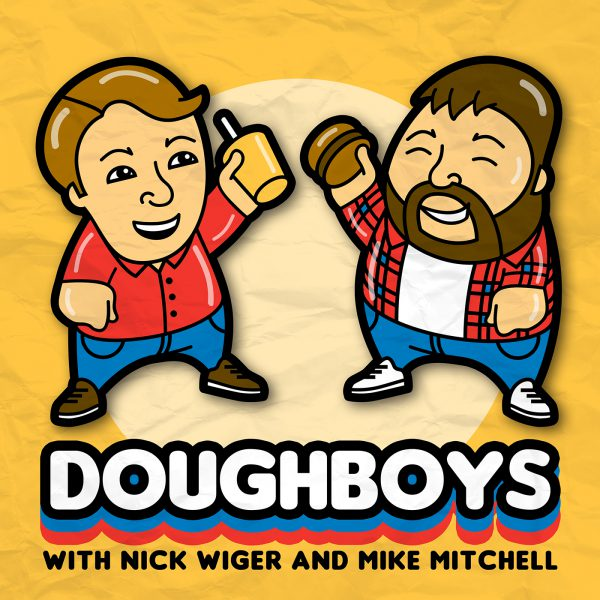 Nick Wiger & Mike Mitchell