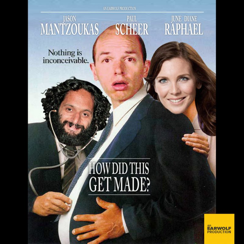 Paul Scheer, June Diane Raphael & Jason Mantzoukas